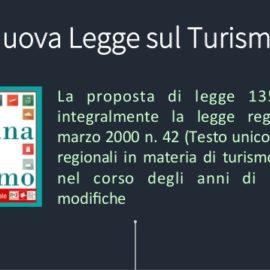 Nuova Legge Turismo